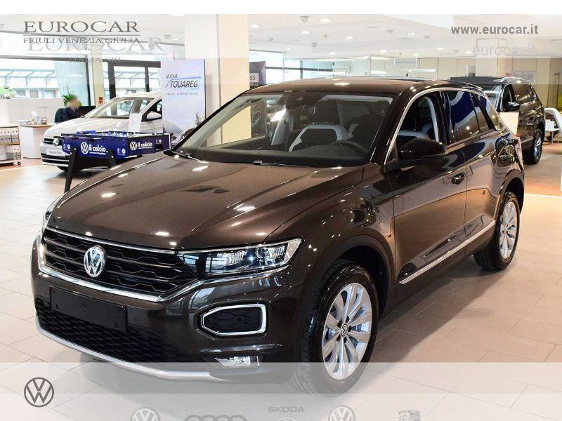 Volkswagen T-Roc 1.0 tsi Advanced