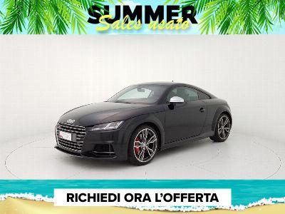 Audi TTS coupe 2.0 tfsi quattro s-tronic