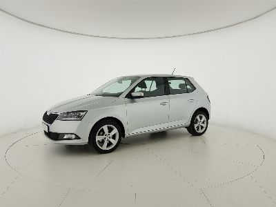 Skoda Fabia 1.0 mpi Design Edition 75cv my19