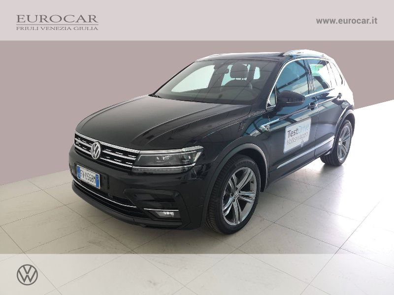 Volkswagen Tiguan 2.0 tdi Advanced 150cv dsg