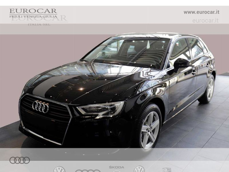 Audi A3 SB 30 1.0 tfsi Business 116cv s-tronic my19