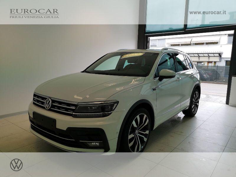 Volkswagen Tiguan 2.0 tdi Advanced 4motion 150cv