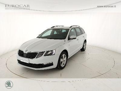 Skoda Octavia wagon 1.6 tdi Executive 115cv