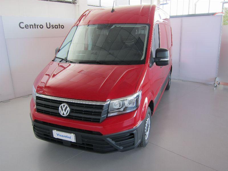 Volkswagen Crafter 30 2.0 tdi 140cv Business L3H3