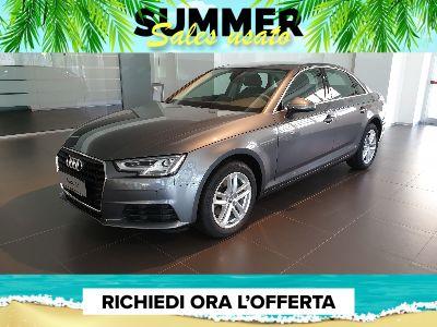 Audi A4 35 2.0 tdi Business 150cv s-tronic my16