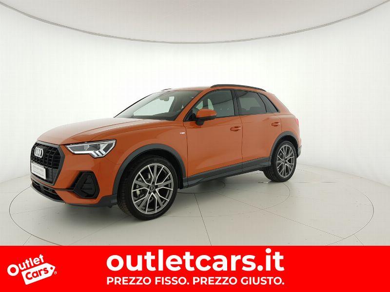 Audi Q3 35 2.0 tdi S line edition s-tronic