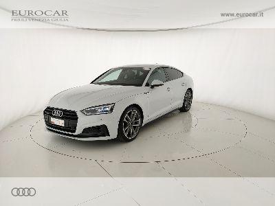 Audi A5 SB 2.0 tdi S line edition quattro 190cv s-tronic