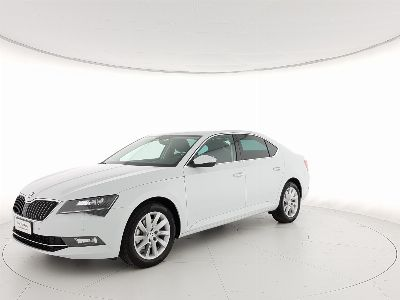 Skoda Superb 2.0 tdi Executive 150cv dsg my17