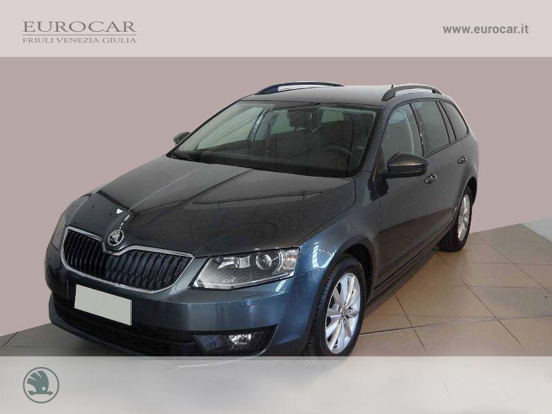 Skoda Octavia wagon 1.6 tdi Ambition 110cv