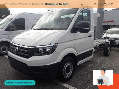 Volkswagen Crafter 35 CS PM103 antM6