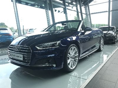 Audi A5 cabrio 40 2.0 tfsi mhev Business Sport 190cv s-tronic