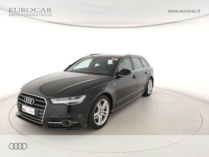 Audi A6 avant 2.0 tdi ultra 190cv s-tronic