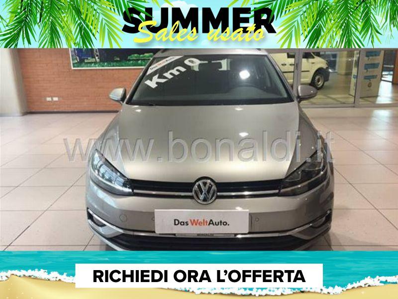 Volkswagen Golf var. 1.6 tdi Business 115cv dsg