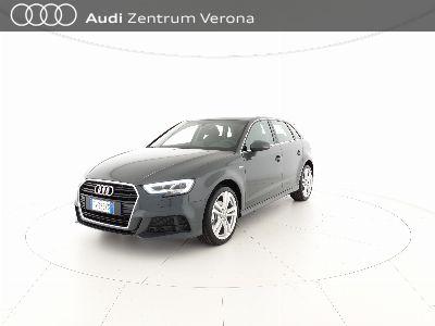 Audi A3 SB 30 1.0 tfsi Admired 116cv s-tronic L. 35.386€