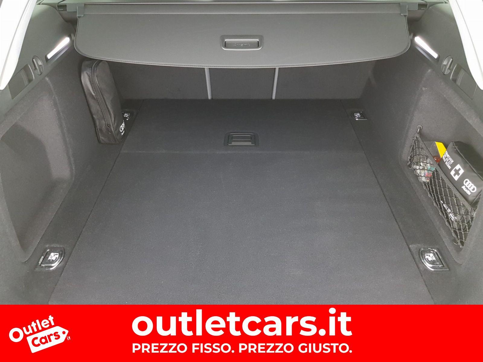 audi a4 avant 2 0 tfsi g tron 170cv s tronic. Black Bedroom Furniture Sets. Home Design Ideas