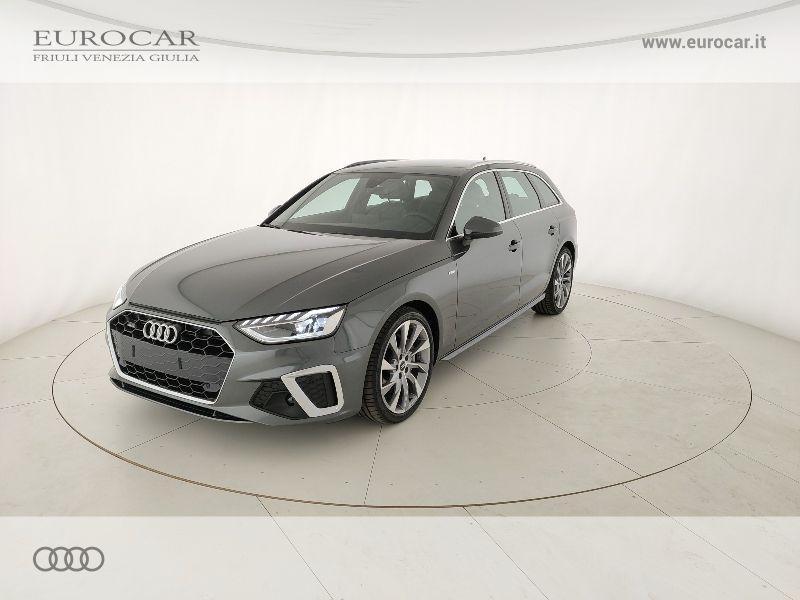 Audi A4 avant 40 2.0 tdi S line Edition quattro 190cv s-tronic