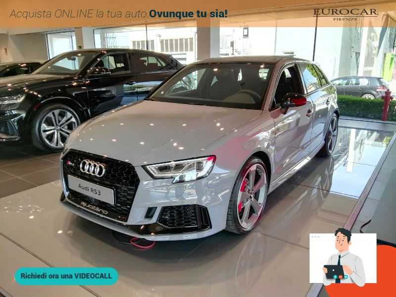 Audi RS3 SB 2.5 tfsi quattro s-tronic