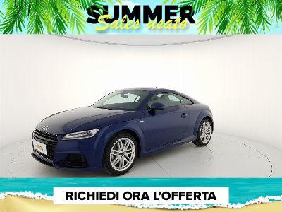 Audi TT coupe 2.0 tfsi S line