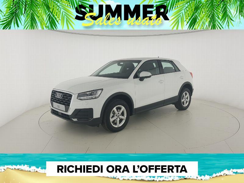 Audi Q2 30 1.6 tdi Business my20 Veicolo Km 0