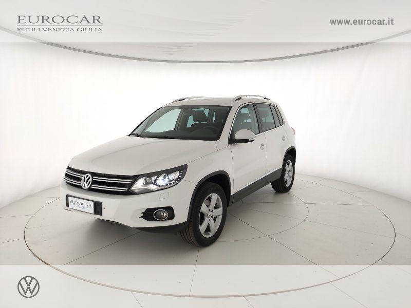 Volkswagen Tiguan 2.0 tdi Track&Field 4motion 140cv