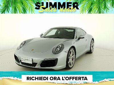 Porsche Carrera coupe 3.0 4S