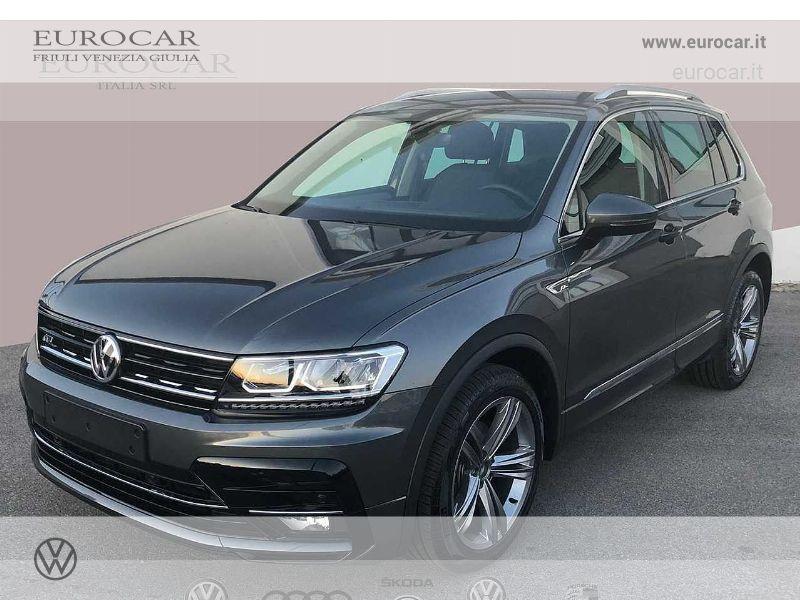 Volkswagen Tiguan 1.5 tsi Sport 150cv dsg