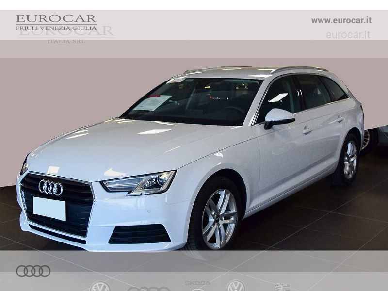 Audi A4 avant 2.0 tdi ultra Business 150cv s-tronic my16