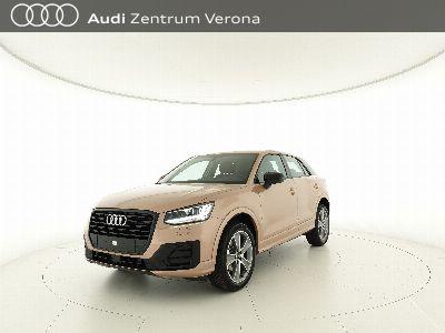 Audi Q2 30 1.6 tdi Admired s-tronic L. 42.122€