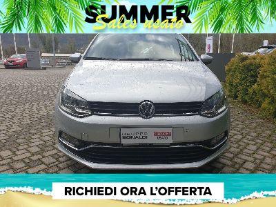 Volkswagen Polo 1.4 tdi Highline BM 90cv 5p