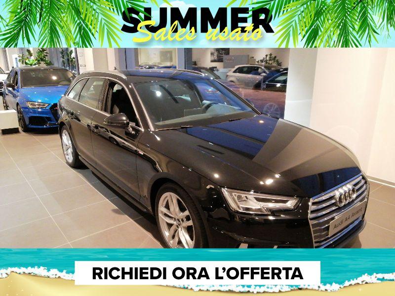 Audi A4 avant 35 2.0 tdi S line edition 150cv s-tronic