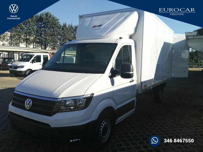Volkswagen Crafter 35 2.0 tdi 140cv furgonato Onnicar Busin. L4