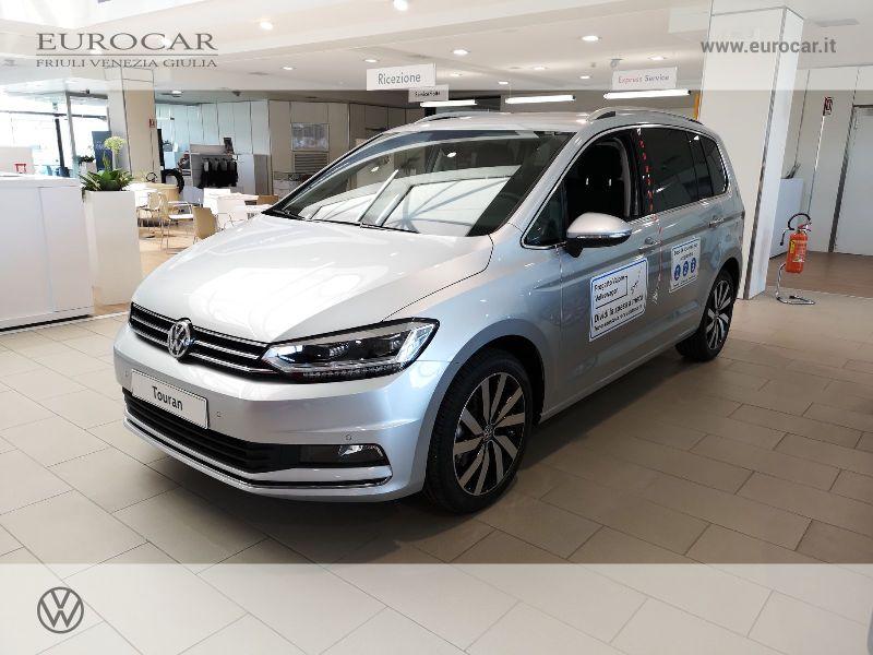 Volkswagen Touran 2.0 tdi Executive dsg