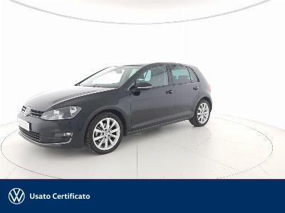 Volkswagen Golf A7 1.6 TDI HIGH BMT 110CV