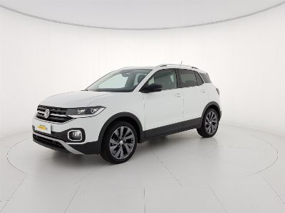 Volkswagen T-Cross 1.0 tsi Advanced 115cv