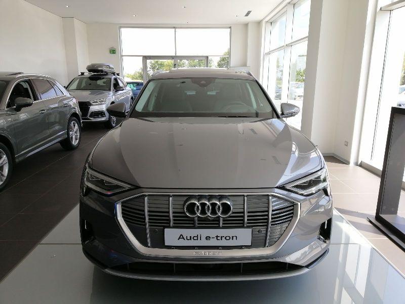Audi e-tron 55 Advanced quattro cvt