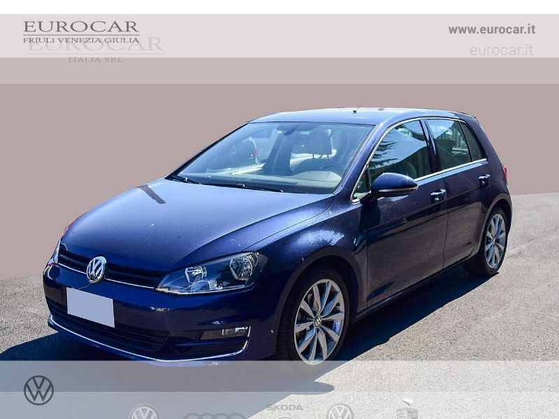 Volkswagen Golf 2.0 tdi Highline Executive 150cv 5p E6