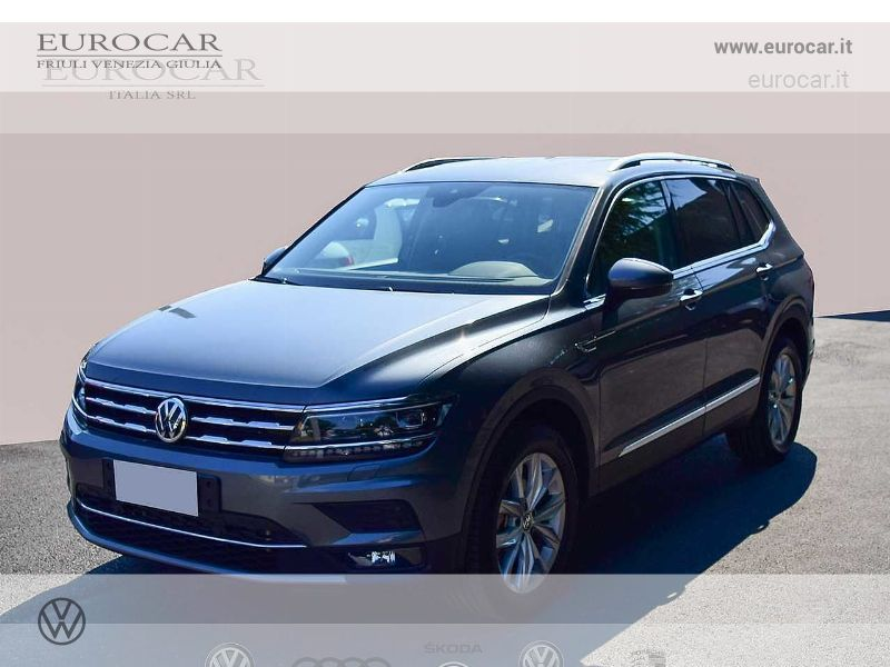Volkswagen Tiguan all. 2.0 tdi Advanced 150cv dsg