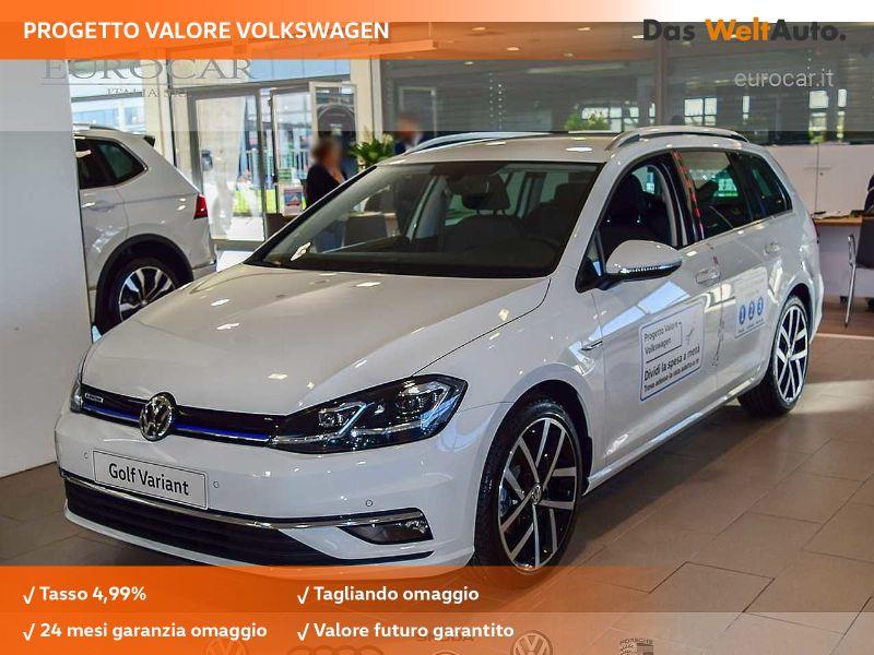 Volkswagen Golf var. 1.5 tsi Executive 130cv dsg