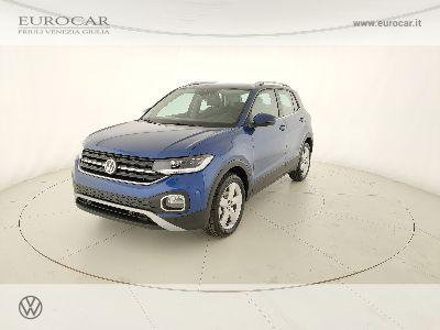 Volkswagen T-Cross 1.6 tdi Advanced 95cv dsg