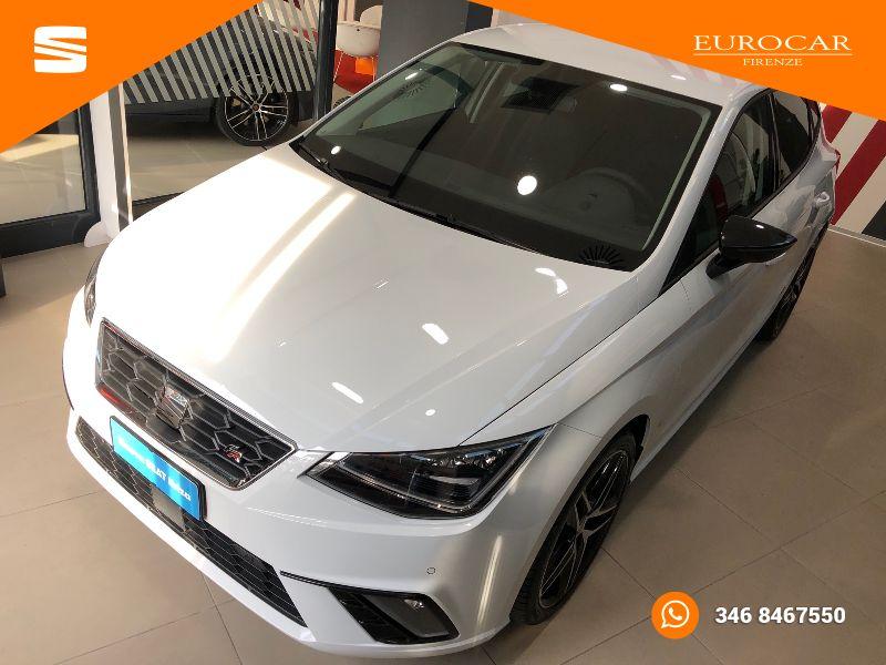 Seat Ibiza 1.6 tdi FR 115cv