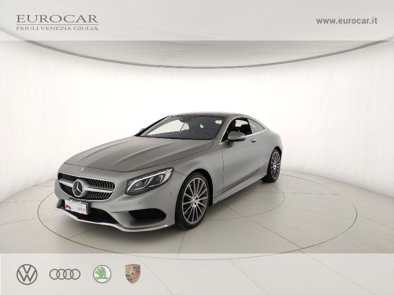 Mercedes-Benz Classe S sec coupe 500 Maximum 4matic auto