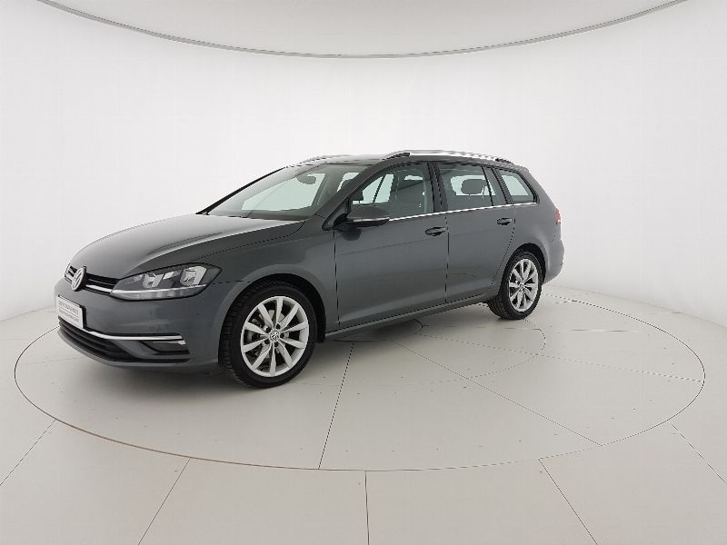 Volkswagen Golf var. 1.6 tdi Executive 115cv dsg
