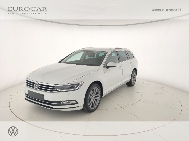 Volkswagen Passat var. 2.0 tdi Executive 150cv dsg 7m