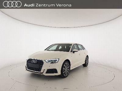Audi A3 SB 1.5 g-tron Admired 131cv s-tronic L. 43.198€