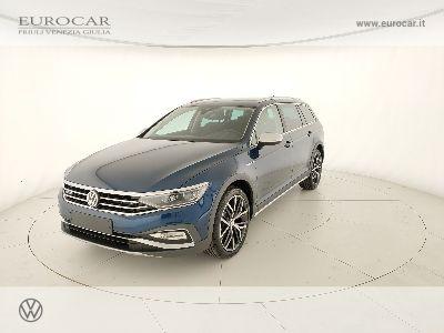 Volkswagen Passat all. 2.0 tdi 4motion 190cv dsg