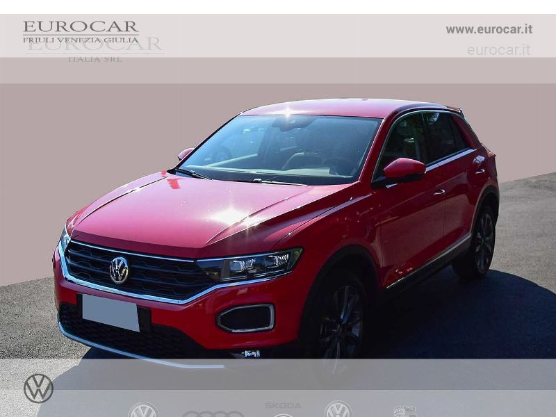 Volkswagen T-Roc 1.6 tdi Advanced