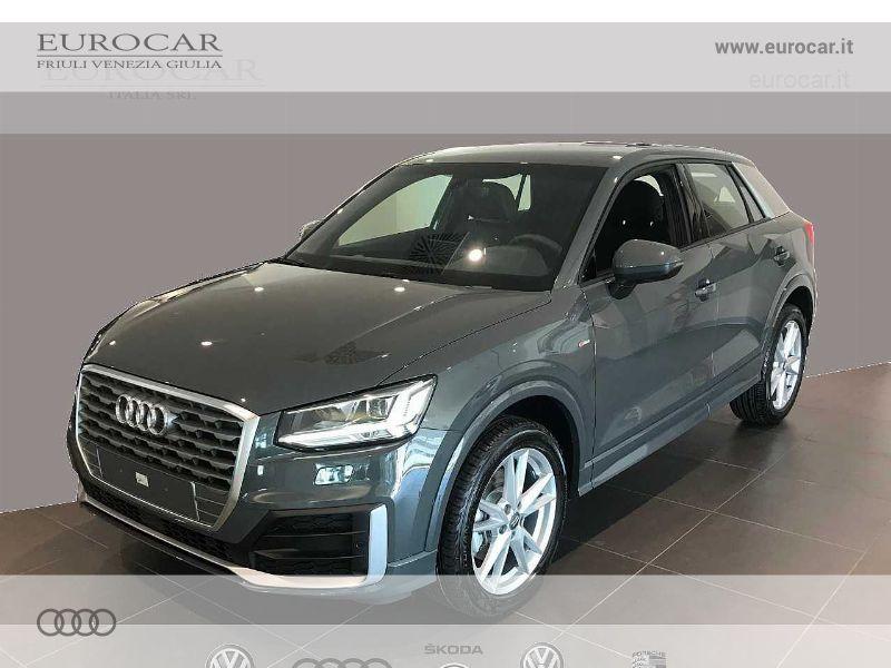 Audi Q2 30 1.0 tfsi S Line Edition my19