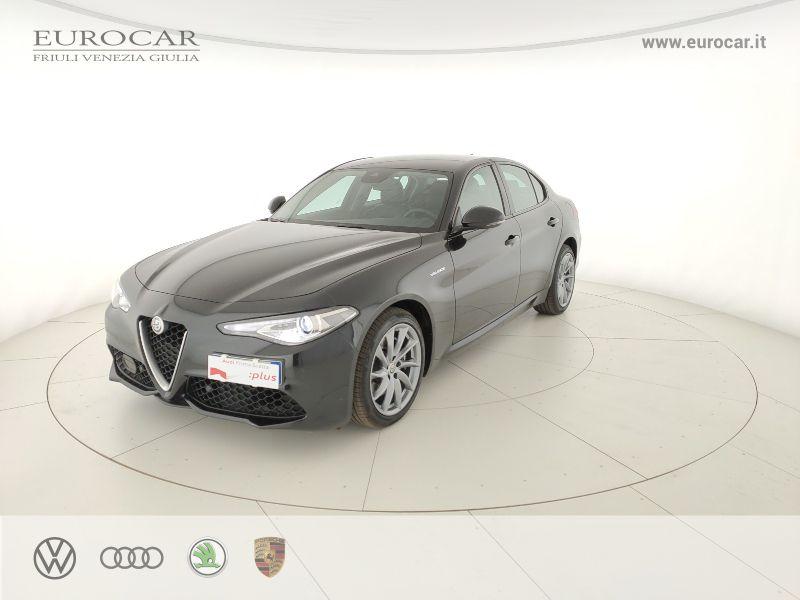 Alfa Romeo Giulia 2.2 t Veloce Q4 210cv awd auto