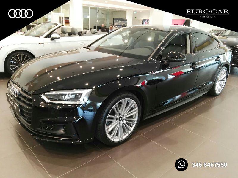 Audi A5 SB 40 2.0 tfsi mhev Business Sport 190cv s-tronic