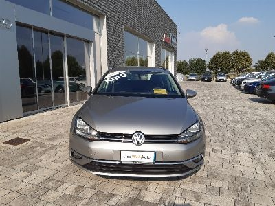 Volkswagen Golf var. 1.6 tdi Business 115cv KM ZERO